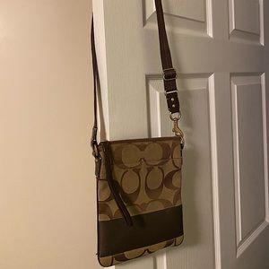Coach cross bag